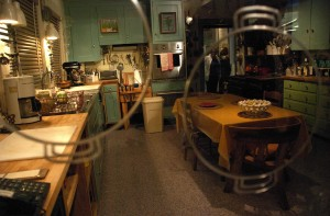 In the presence of greatness: Julia Child's kitchen at the Smithsonian in Washington, D.C.