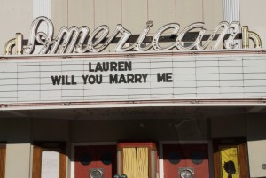 I wonder how many Laurens walked by this?