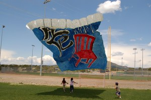 Kite Day in Silver City, N.M. The Silver City Daily Press.