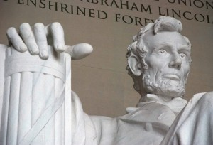 The Lincoln Memorial. Washington, D.C.