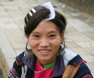 Shum, my awesome hiking guide in Sapa.